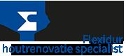 Door Sigma Coatings ben ik erkend Flexidur houtrenovatie-specialist. Ik los houtrot in uw deuren en kozijnen vakkundig op.