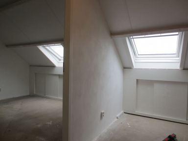 Zolderverbouwing inclusief isolatie in Nijkerk