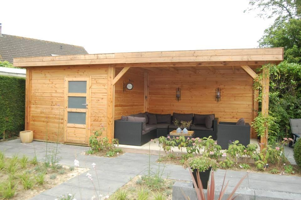 Larix tuinhuis Axel