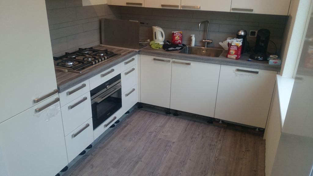 totale keuken verbouwing