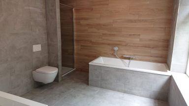 Badkamer verbouwing Babberich