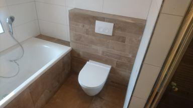 Badkamer verbouwing Huisen