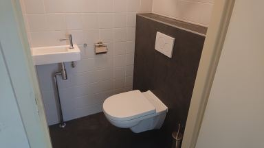 Toilet renovatie Gemeente Montferland