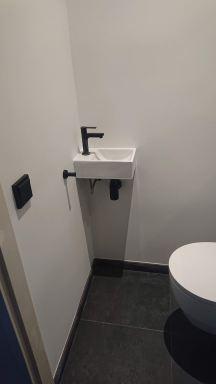 Toilet renovatie Doesburg