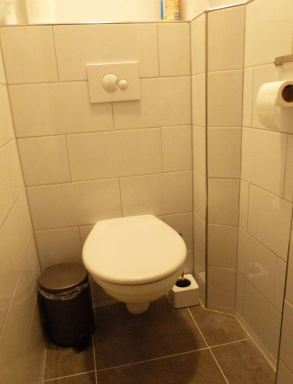 renoveren toilet