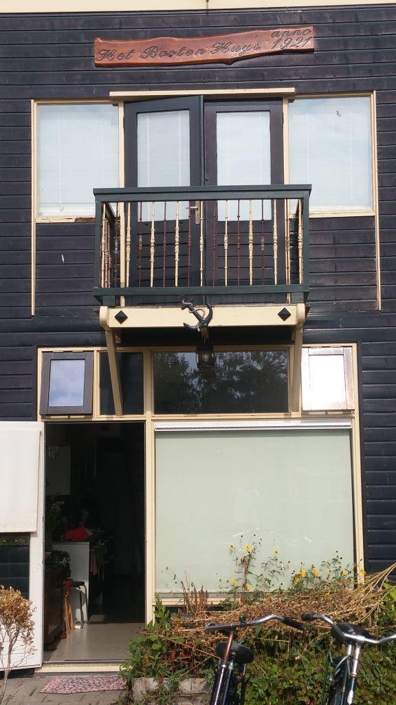 Timmerwerk Balkon Haarlem
