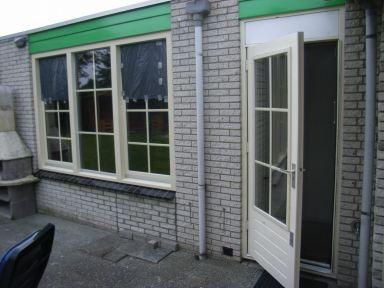 Renovatie achtergevel Zuid-Beijerland