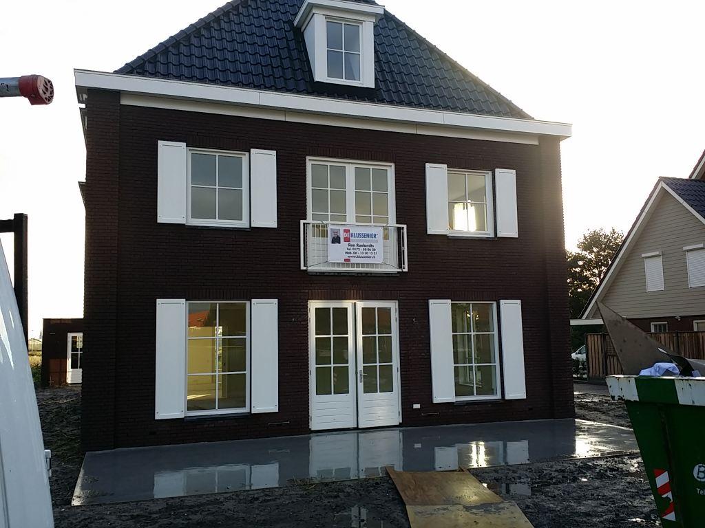 Compleet huis van binnen inrichten in Aalsmeer