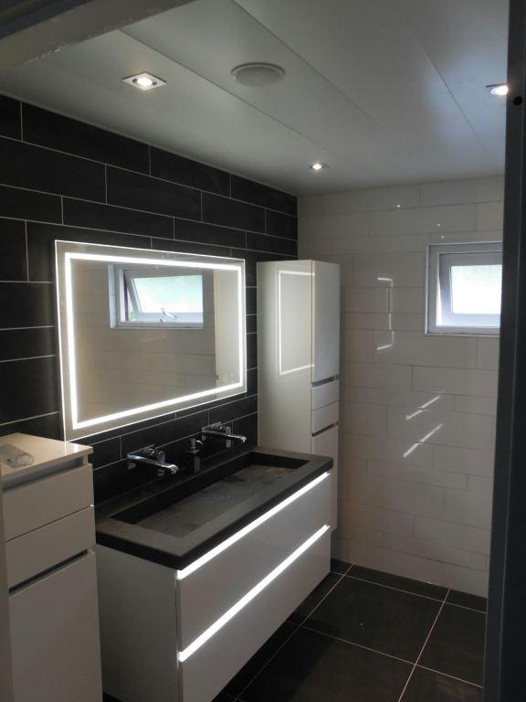 Luxe badkamer in Amstelveen