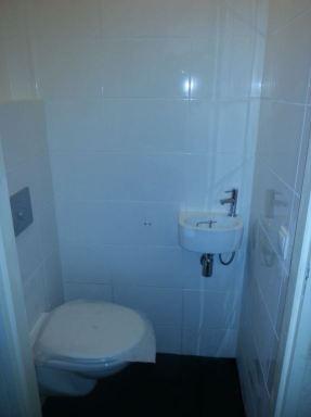 WC renovatie situatie Scheemda