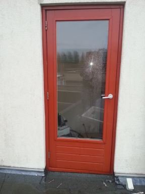 Vervangen deurkozijn Groningen
