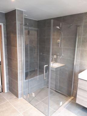 Badkamer renovatie Veendam