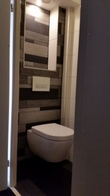 Toilet renovatie Scheemda