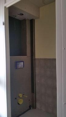 Toilet renovatie Scheemda