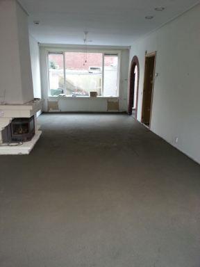 cementdekvloeg leggen