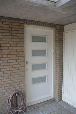 Plaatsen voordeur