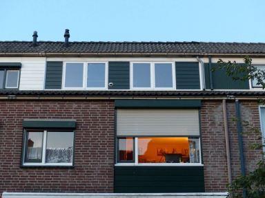Twee kozijnen bovenetage vervangen, Arnhem