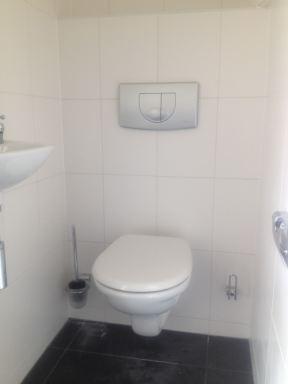 Toiletverbouwing Breda