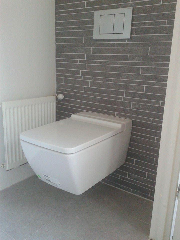 Toilet renovatie Zwolle - De Klussenier André Klaasse