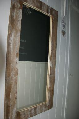 Gemaakt van sloophout