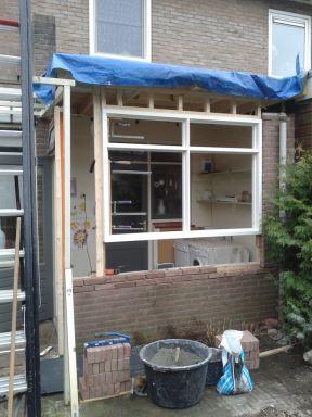 Renovatie aanbouw Zwolle