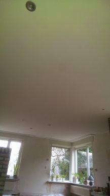 Plafond verlagen in Oudkarspel