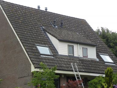 Dakkapel renovatie Ossendrecht