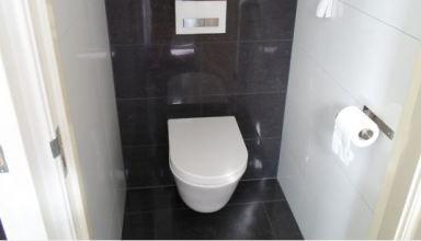 Toilet renovatie Halsteren