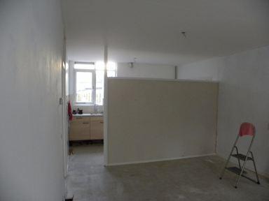 Woonkamer- en keukenverbouwing Steenbergen