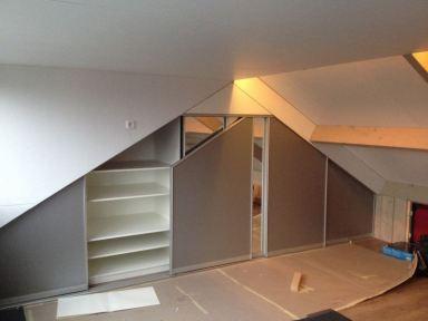 Verbouwen zolder tot slaapkamer