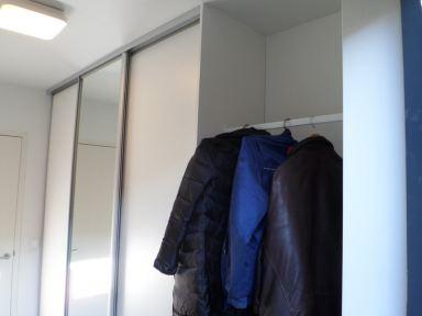 Schuifdeuren en binnenkast