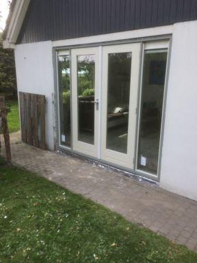 Kozijn en deuren vervanging
