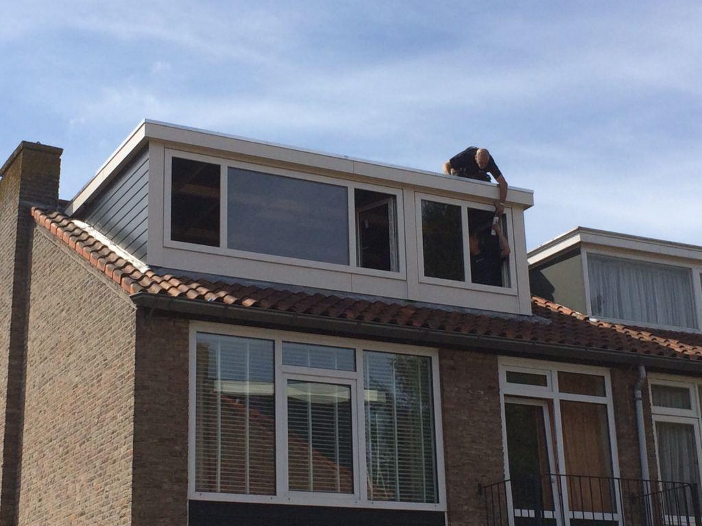 De Klussenier Oscar Imanuel-van Vliet Dakkapel verbouwing Amstelveen Amsterdam