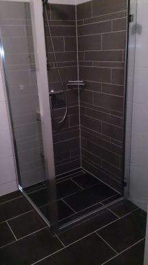 Badkamervloer in Houtwijk Den Haag