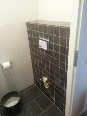Verbouwing Toilet Den Haag