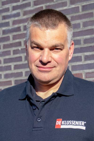 De Klussenier Marcel den Hartog