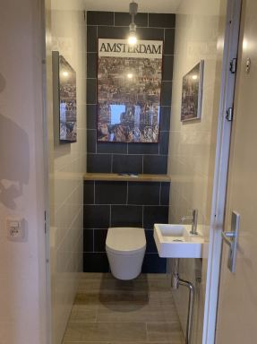Toiletrenovatie Gouda