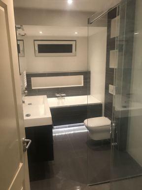 Badkamer Beverwijk