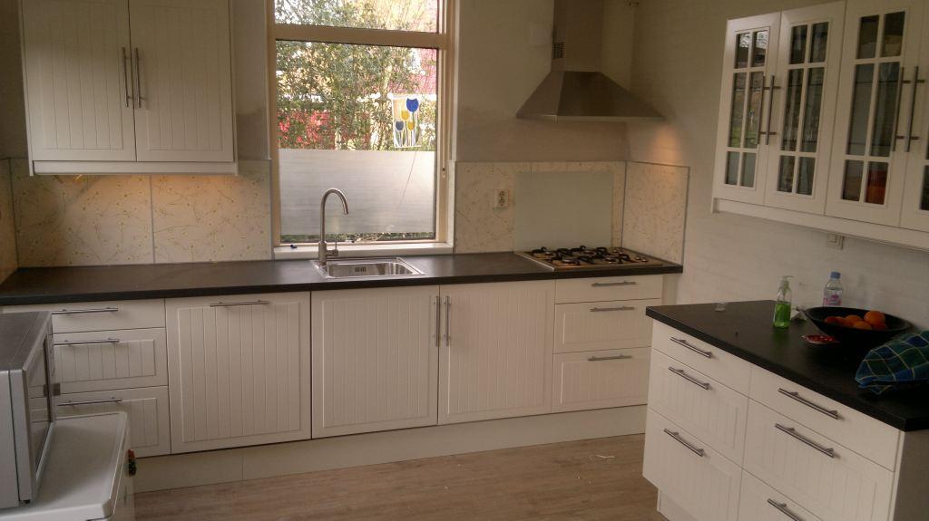 Montage IKEA keuken inclusief aanpassingen leidingwerk Zuidlaren