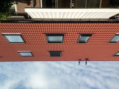 3 stuks VELUX dakramen geplaatst te zoetermeer