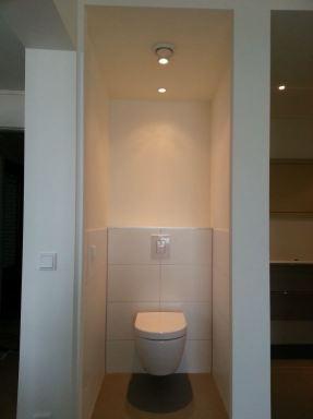 Toilet renovatie / verbouwen Den Haag, Scheveningen
