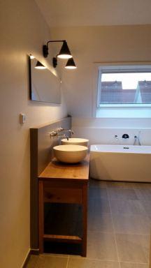 Badkamer renovatie Zoetermeer