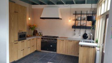 Keuken renovatie Druten, Maas en Waal