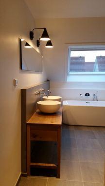 Badkamer verbouwen Nijmegen, Maas en Waal
