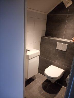 Toilet verbouwen Bergharen