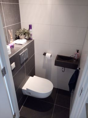 Toilet renovatie Druten