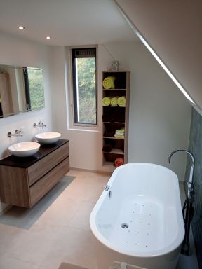 Badkamer verbouwing Druten