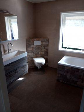 Badkamer renovatie Puiflijk