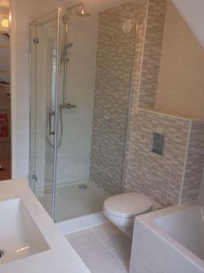 Badkamer renovatie, Krimpen aan de Lek