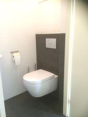 toilet renovatie, Lekkerkerk